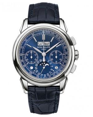Replica Patek Philippe 5270G-019 Perpetual Calendar Chronograph Blue