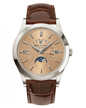 Replica Patek Philippe Perpetual Calender Retrograde 5496P-014 Watch