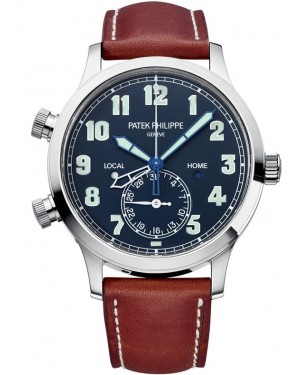 Replica Patek Philippe Calatrava Pilot Travel Time 5524G-001