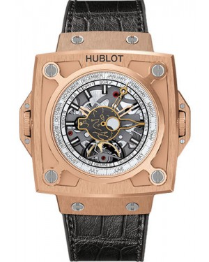 Replica Hublot MP-08 Antikythera Sunmoon 908.OX.1010.GR