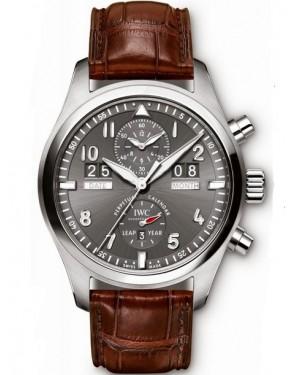 Replica IWC Pilots Spitfire Perpetual Calendar Digital Date-Month IW379107