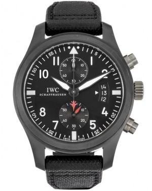 Replica IWC Pilots Chronograph Top Gun IW388001