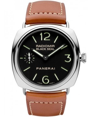 Replica Panerai Radiomir Black Seal Steel PAM00183