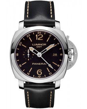Replica Panerai Luminor 1950 3 Days GMT 24H Automatic PAM00531