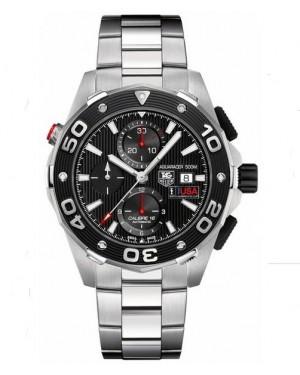 Exact Replica TAG Heuer Aquaracer 500M Chronograph Team USA Steel CAJ2111.BA0872 Watch