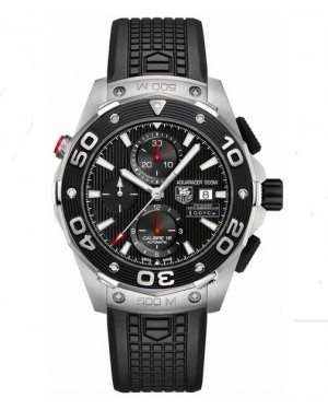 Exact Replica TAG Heuer Aquaracer 500M Chronograph GYC Defender CAJ2112.FT6023 Watch