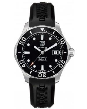 Replica Tag Heuer Aquaracer 300M Caliber 5 Black Dial WAN2110.FT6027 Watch
