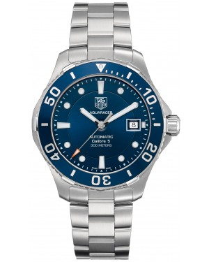 Replica Tag Heuer Aquaracer 300M Caliber 5 41mm Blue Dial WAN2111.BA0822 Watch