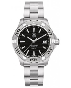 Replica Tag Heuer Aquaracer 300M Caliber 5 Silver Dial WAP2010.BA0830 Watch