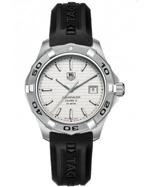 Replica Tag Heuer Aquaracer 300M Caliber 5 Steel Black Dial WAP2011.FT6027 Watch
