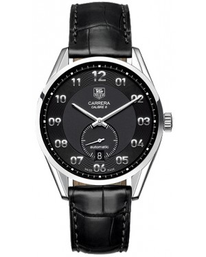 Exact Replica TAG Heuer Carrera Heritage 39mm Black Dial WAR2110.FC6180