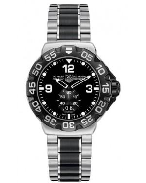 Replica Tag Heuer Formula 1 Quartz 44mm Steel and Black Ceramic WAH1010.BA0873 Watch