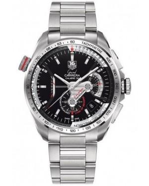 Exact Replica TAG Heuer Grand Carrera Calibre 36 Chronograph CAV5115.BA0902 Watch