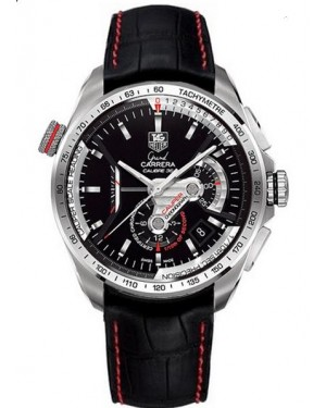Exact Replica TAG Heuer Grand Carrera Calibre 36 Chronograph CAV5115.FC6237 Watch