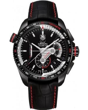 Exact Replica TAG Heuer Grand Carrera Calibre 36 Chronograph CAV5185.FC6237 Watch