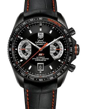 Exact Replica TAG Heuer Grand Carrera Calibre 17 RS2 Chronograph CAV518K.FC6268 Watch