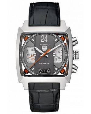 Replica TAG Heuer Monaco 24 Calibre 36 Chronograph CAL5112.FC6298