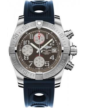 Exact Replica Breitling Avenger II Blue Ocean Racer Strap Gray Dial A1338111/F564 Watch