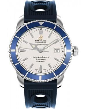 Exact Replica Breitling Superocean Heritage 42 Blue Ocean Racer Strap A1732116/G717 Watch