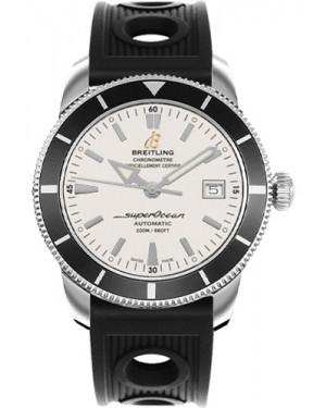 Exact Replica Breitling Superocean Heritage 42 Black Ocean Racer Strap A1732124/G717 Watch