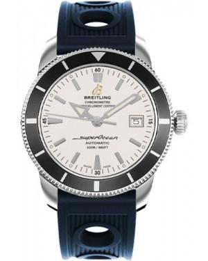 Exact Replica Breitling Superocean Heritage 42 Blue Ocean Racer Strap A1732124/G717 Watch