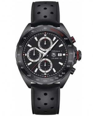 Replica Tag Heuer Formula 1 Calibre 16 Black CAZ2011.FT8024 Watch