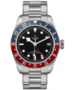 Replica Tudor Heritage Black Bay GMT M79830RB-0001