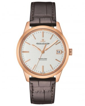 Replica Jaeger-LeCoultre Geophysic True Second Q8012520 Pink Gold