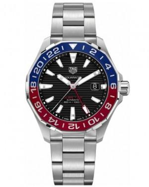 Replica Tag Heuer Aquaracer Calibre 7 GMT WAY201F.BA0927 Watch
