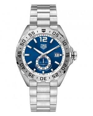 Replica Tag Heuer Formula 1 Calibre 6 Automatic Steel Blue Dial Chronograph WAZ2014.BA0842