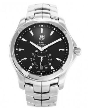 Replica Tag Heuer Link Calibre 6 Automatic Black Dial Watch WJF211A.BA0570