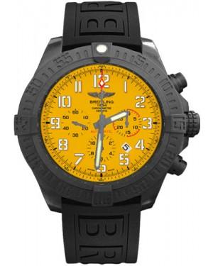 Exact Replica Breitling Avenger Hurricane Diver Pro III Strap Yellow Dial XB0170E4/I533 Watch