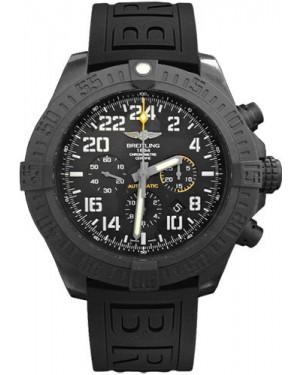 Exact Replica Breitling Avenger Hurricane Diver Pro III Strap Black Dial XB1210E4/BE89 Watch