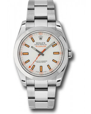 Exact Replica Rolex Milgauss 116400 wo Watch