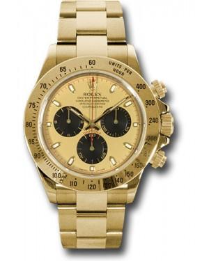 Exact Replica Rolex 116528 pn Daytona Yellow Gold Bracelet