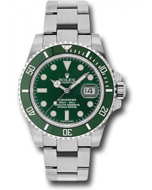 Exact Replica Rolex Submariner 116610LV Steel Watch