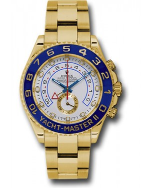 Replica Rolex Yacht-Master II Yellow Gold 116688 Watch