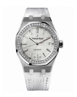 Exact Replica Audemars Piguet Royal Oak Lady Automatic 37mm Stainless Steel 15451ST.ZZ.D011CR.01 Watch