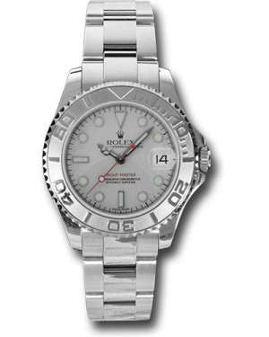 Replica Rolex Yacht-Master Steel and Platinum 168622 Watch