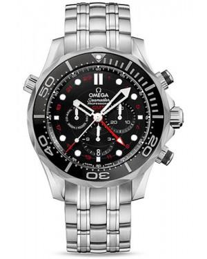 Exact Replica Omega Seamaster Diver 300M Automatic Chronograph 44 mm 212.30.44.52.01.001