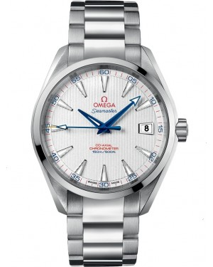 Exact Replica Omega Seamaster Aqua Terra 150 M Golf Ryder Cup Captain's Watch Stainless Steel 231.10.42.21.02.002 Watch