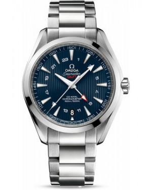 Exact Replica Omega Seamaster Aqua Terra 150M GMT 43 mm Stainless Steel 231.10.43.22.03.001 Watch