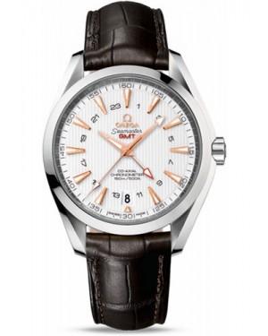 Exact Replica Omega Seamaster Aqua Terra 150M GMT 43 mm Stainless Steel 231.13.43.22.02.004 Watch