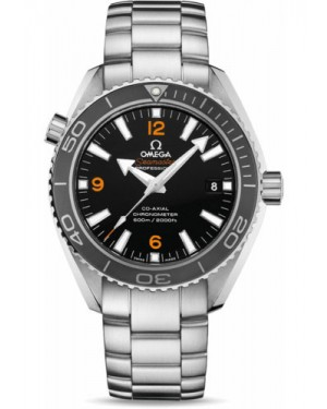 Exact Replica Omega Seamaster Planet Ocean 600M Co-Axial 42mm Stainless Steel 232.30.42.21.01.003 Watch