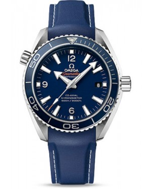 Exact Replica Omega Seamaster Planet Ocean 600M Co-Axial 42mm Titanium Rubber Strap 232.92.42.21.03.001 Watch