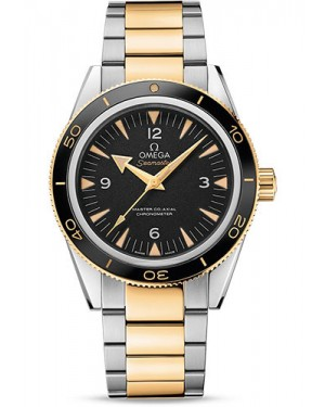 Exact Replic Omega Seamaster 300 41mm Stainless Steel 233.20.41.21.01.002