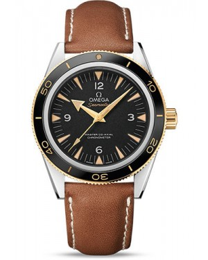Replica Omega Seamaster 300 41mm Stainless Steel 233.22.41.21.01.001