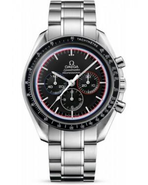 Exact Replica Omega Speedmaster Professional Moonwatch 42 mm Stainless Steel 311.30.42.30.01.003
