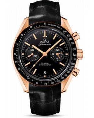 Exact Replica Omega Speedmaster Moonwatch Co-Axial Chronograph 44.25 mm Orange Gold 311.63.44.51.01.001