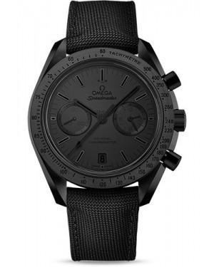 Exact Replica Omega Speedmaster Moonwatch Co-Axial Chronograph 44.25 mm Black Ceramic 311.92.44.51.01.005